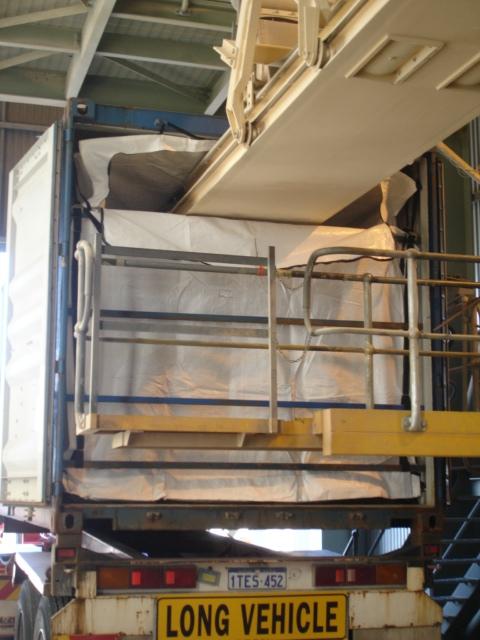 No bar bulk liner