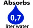 700MIL WATER PER 1KG