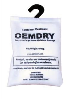 OEMSEVR 1kg Container Desiccant