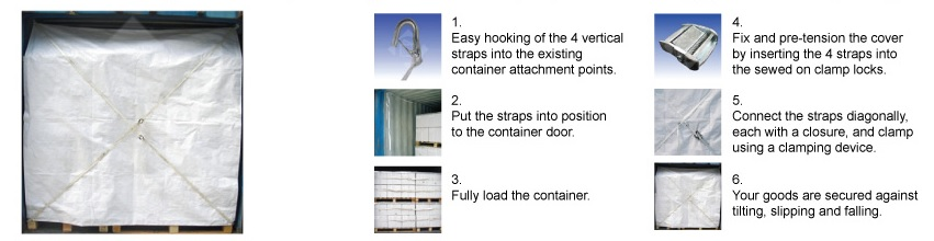 Container Awning Instructions