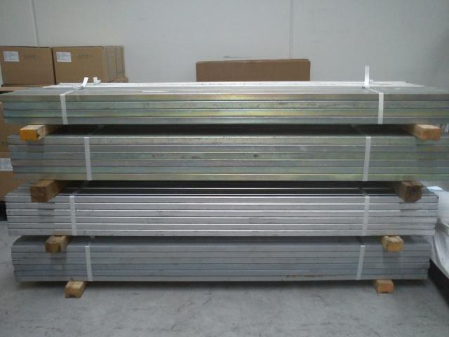 Steel Bulk Head Bars