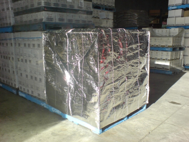Thermal Pallet Covers
